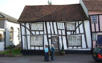 Lavenham Mediaeval Village