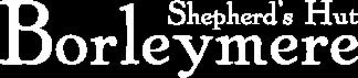 Borleymere Shepherd's Hut Logo